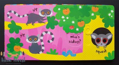 książeczka sensoryczna dla dzieci w wieku 1-2 lat