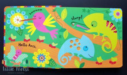 książeczka ruchoma dla dzieci po angielsku