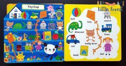 słownik obrazkowy dla dzieci po angielsku