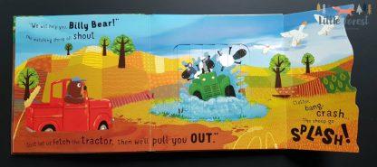 książka z ruchomymi ilustracjami po angielsku dla dzieci