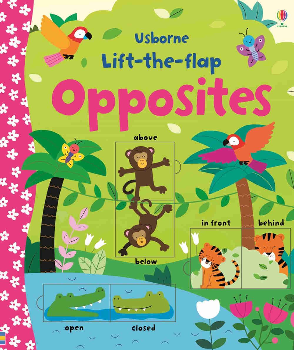 przeciwieństwa książka dla dzieci
