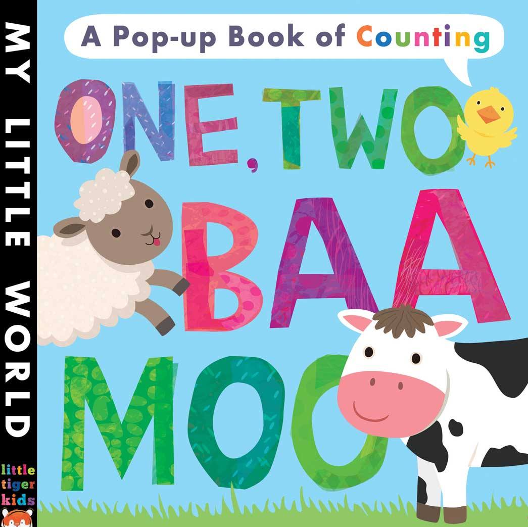 One, Two, Baa, Moo Jonathan Litton