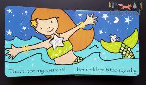 książka sensoryczna dla dziewczynek