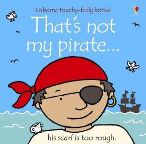 książka o piratach dla dzieci