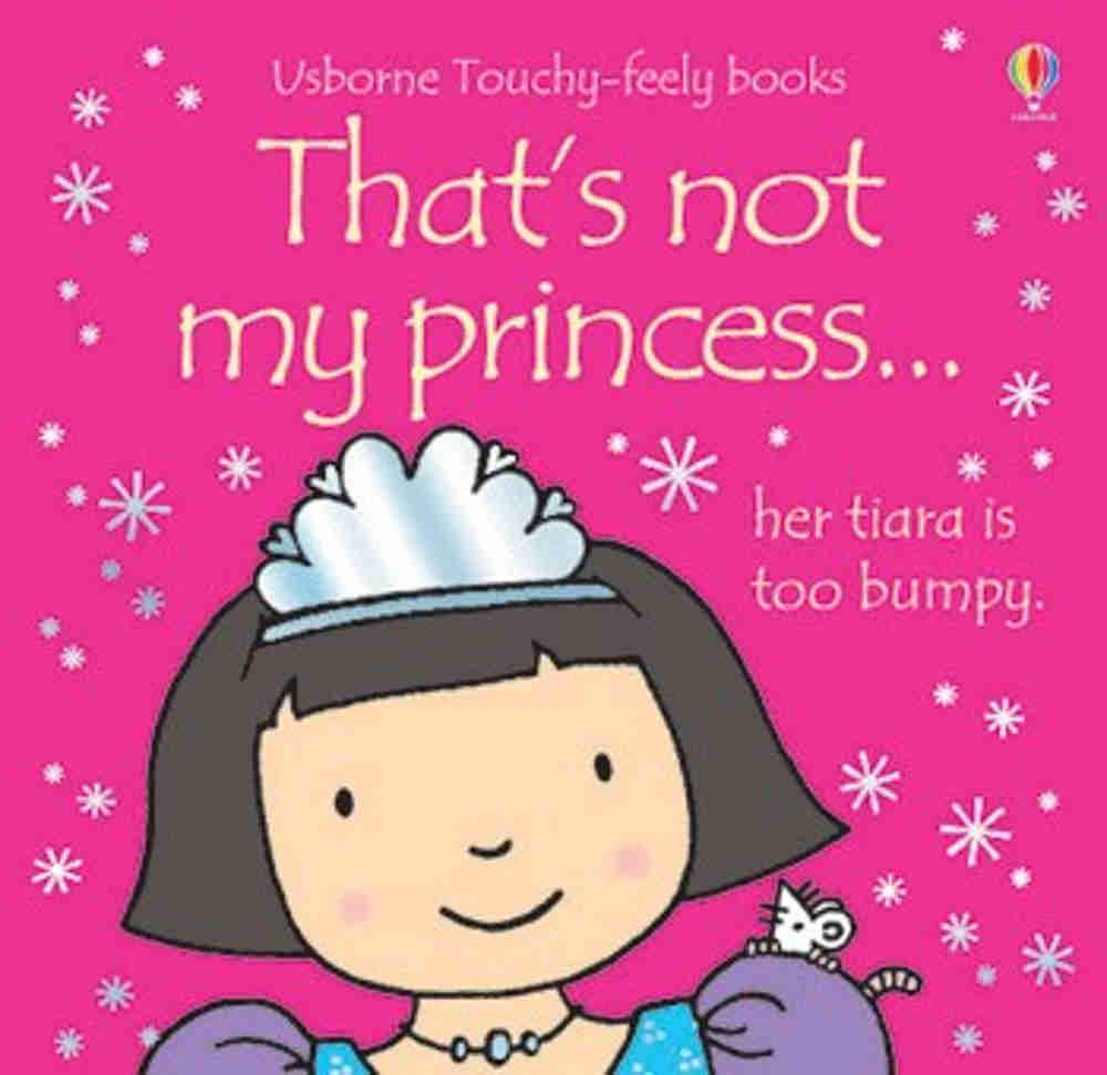 książka o księżniczkach dla dziewczynek