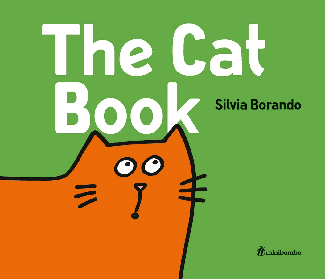 The Cat Book Silvia Borando