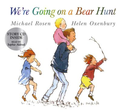 We're Going on a Bear Hunt with CD