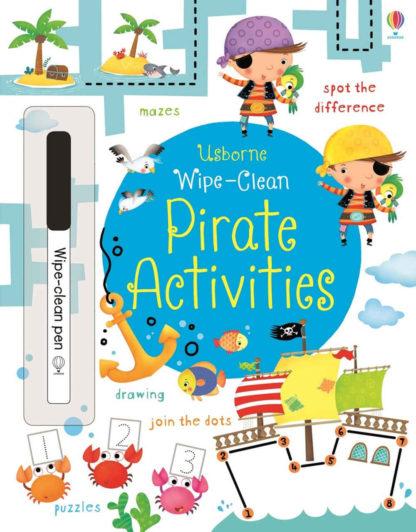 zadania do zmazywania piraci