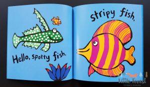 książka anglojęzyczna dla przedszkolaka
