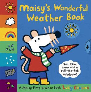 książka o pogodzie dla dzieci po angielsku