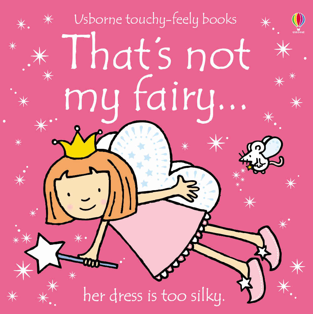 książka dla dziewczynek o wróżkach