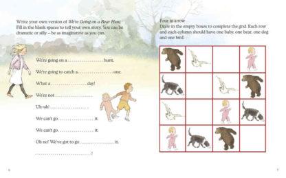 ćwiczenia po angielsku dla dzieci