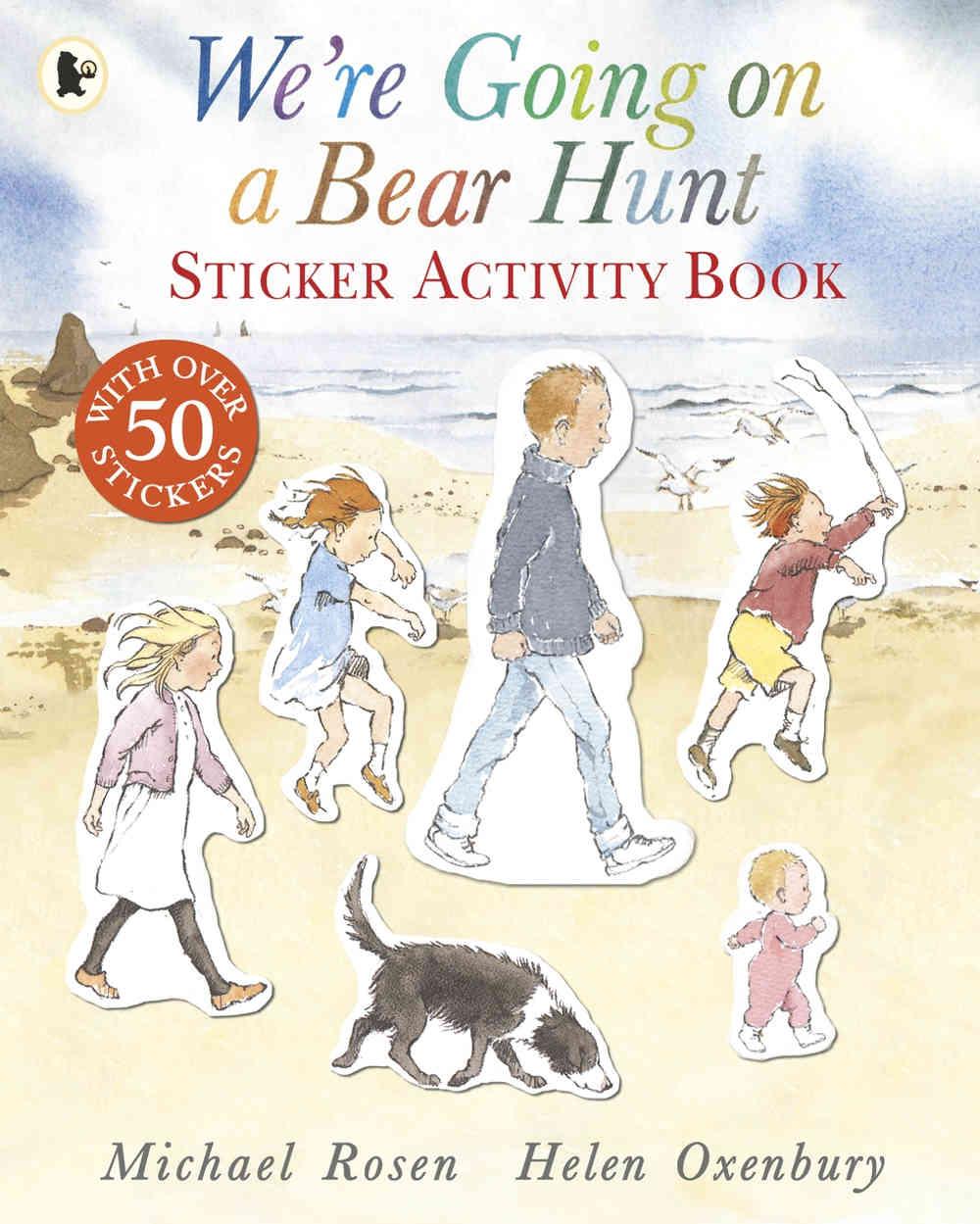 książeczka z naklejkami dla dzieci po angielsku
