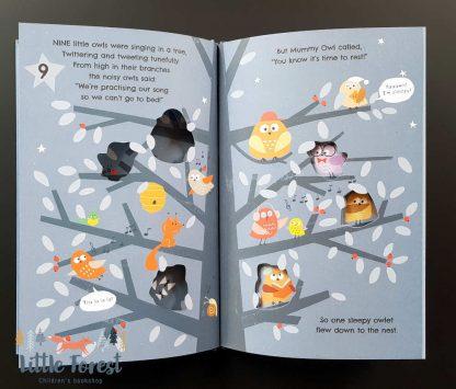 książka dla dzieci dotykowa po angielsku