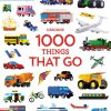 słownik obrazkowy dla dzieci po angielsku o pojazdach