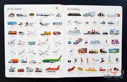 słownik obrazkowy po angielsku dla dzieci i młodzieży