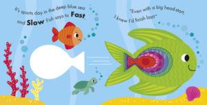 książka dla przedszkolaka po angielsku