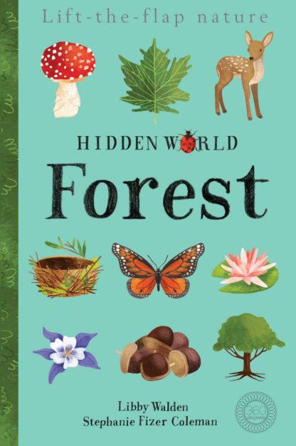 ksiązka z otwieranymi okienkami o przyrodzie