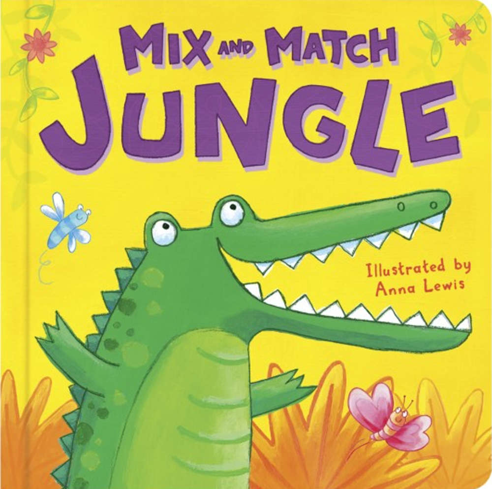 książka dla 3 latka po angielsku