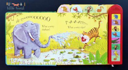 książeczka dźwiękowa dla dzieci