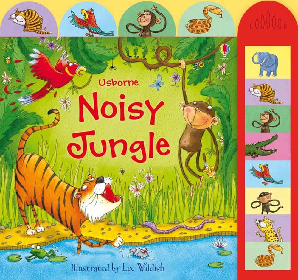 książka dźwiękowa po angielsku o zwierzętach