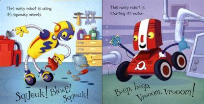 książka o robotach dla dzieci po angielsku