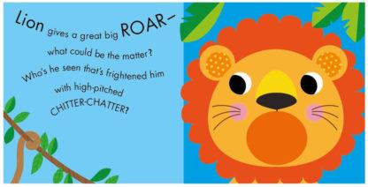 ksiązka o zwierzętach dla 4 latka po angielsku