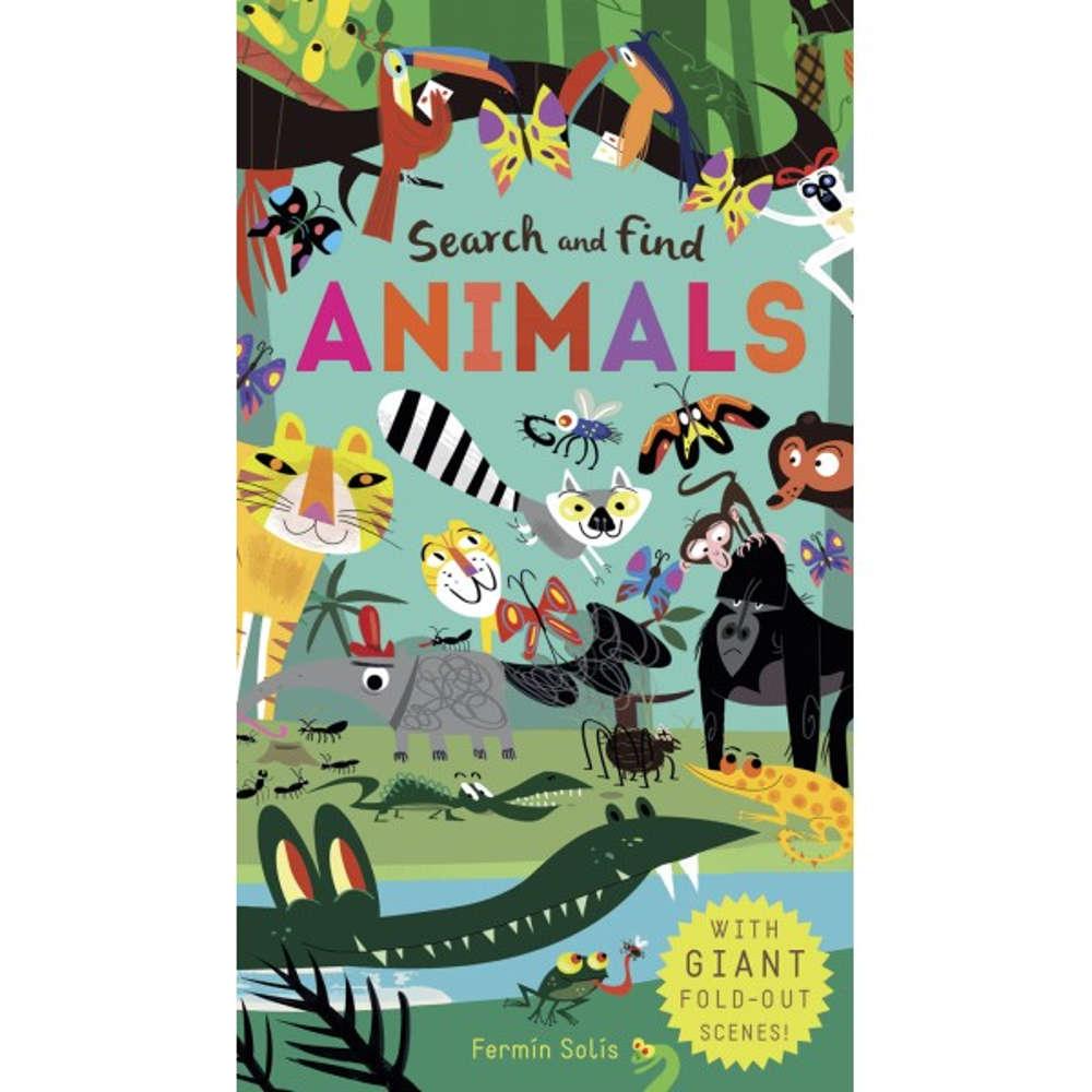 książka dla dzieci o zwierzętach po angielsku