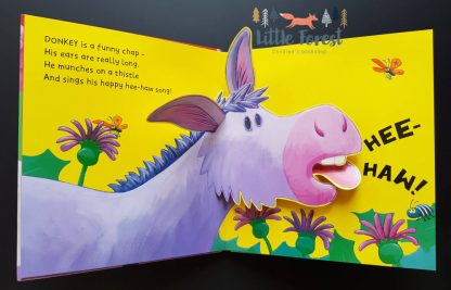 książka trójwymiarowa 3D pop-up