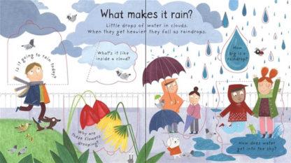 książka o pogodzie po angielsku