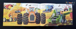 książka o pojazdach i samochodach dla dzieci po angielsku