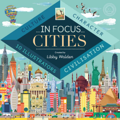 książka o miastach świata po angielsku