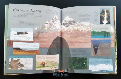 książka edukacyjna po angielsku o ziemi