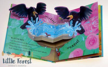 książka trójwymiarowa 3d dla dzieci