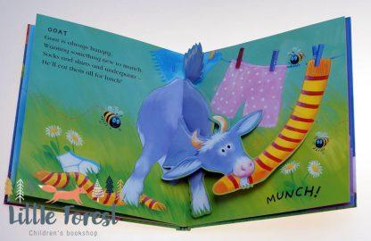 książka 3d trójwymiarowa dla dzieci