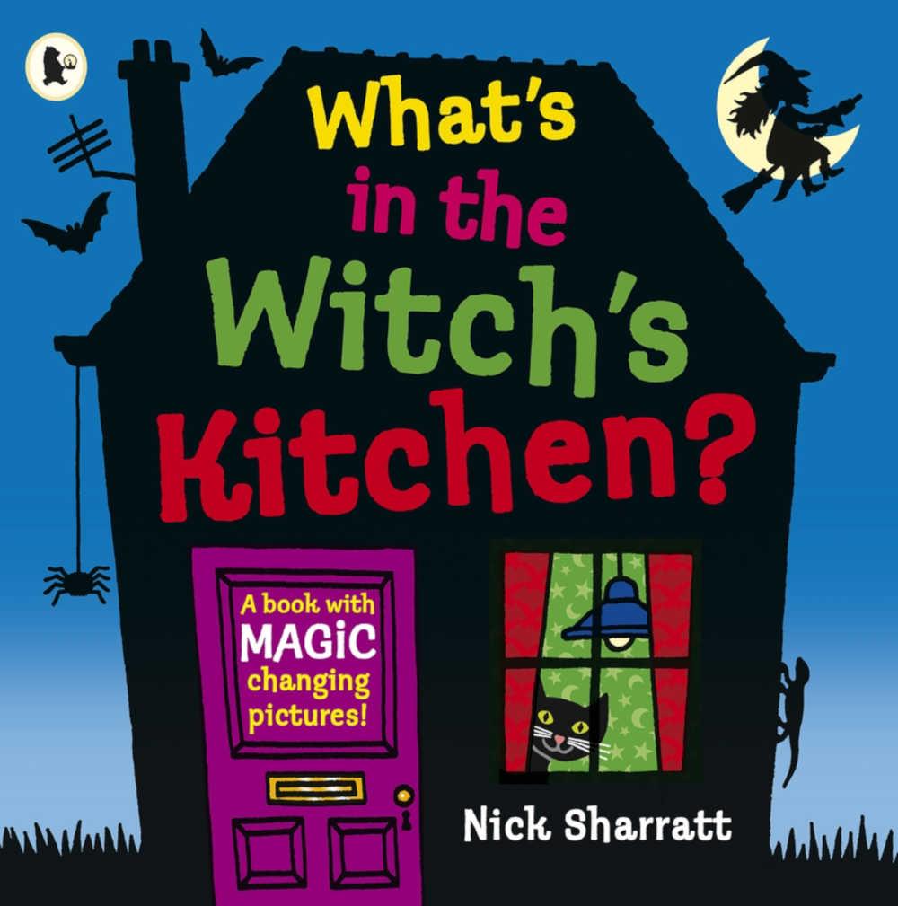 książka dla dzieci na Halloween po angielsku