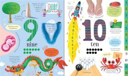 książka do nauki liczenia po angielsku