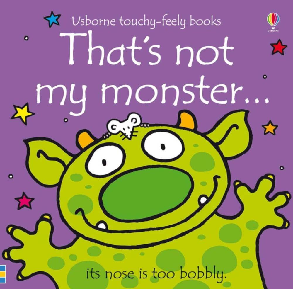 książka dotykowa dla dzieci