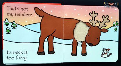 usborne książki dotykowe dla dzieci na święta i mikołajki