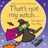 książka dotykowa dla dzieci halloween