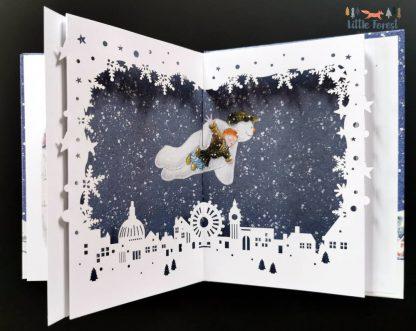 świąteczna książka dla dzieci po angielsku