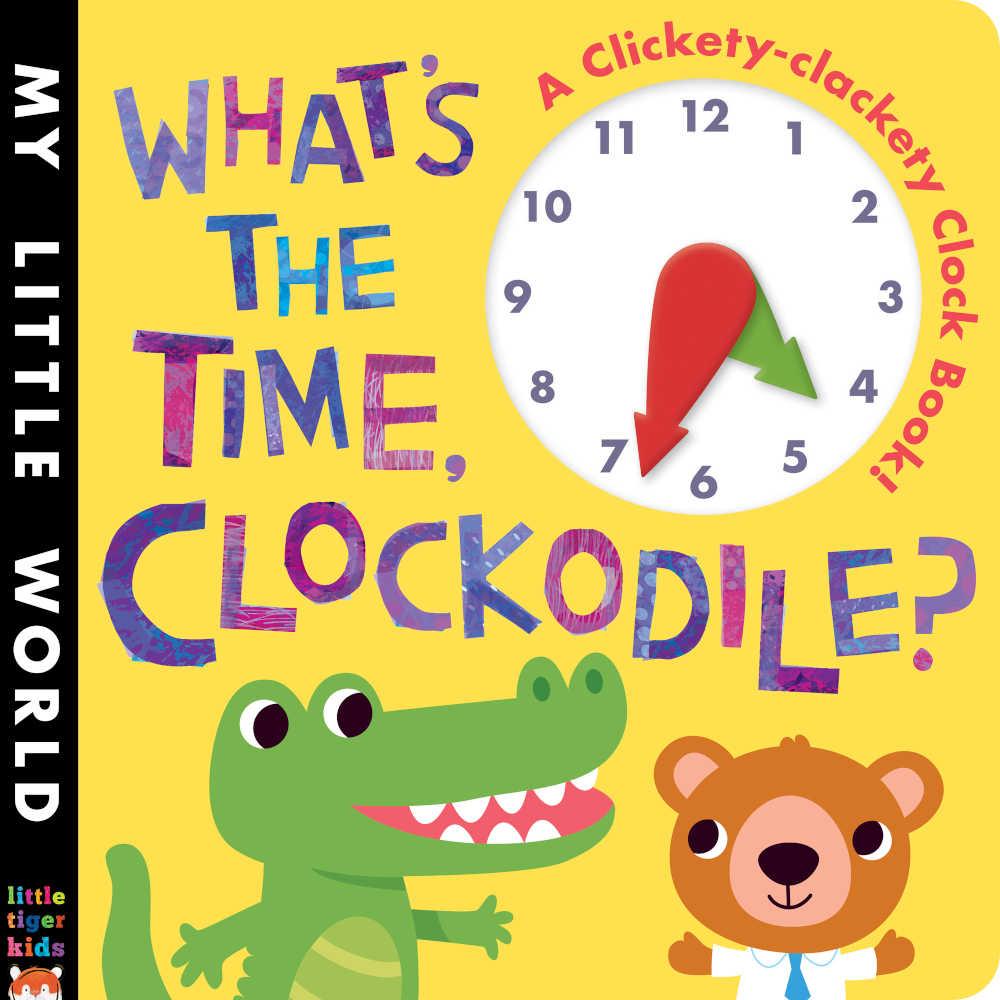 nauka zegara dla przedszkolaka