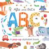 książka do nauki alfabetu po angielsku trójwymiarowa 3D