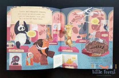 książka dla dzieci po angielsku do czytania z okienkami