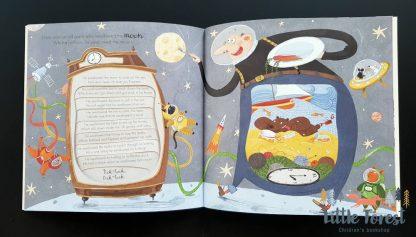 bajka do czytania po angielsku dla dzieci