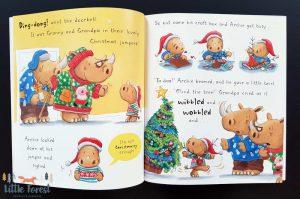 bajka do czytania po angielsku na święta bożego narodzenia