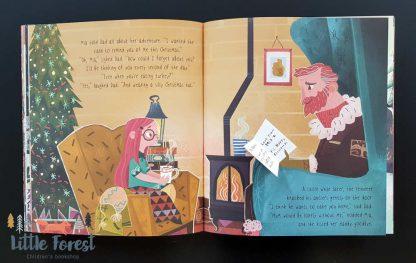 bajka do czytania dla dzieci po angielsku na święta bożego narodzenia