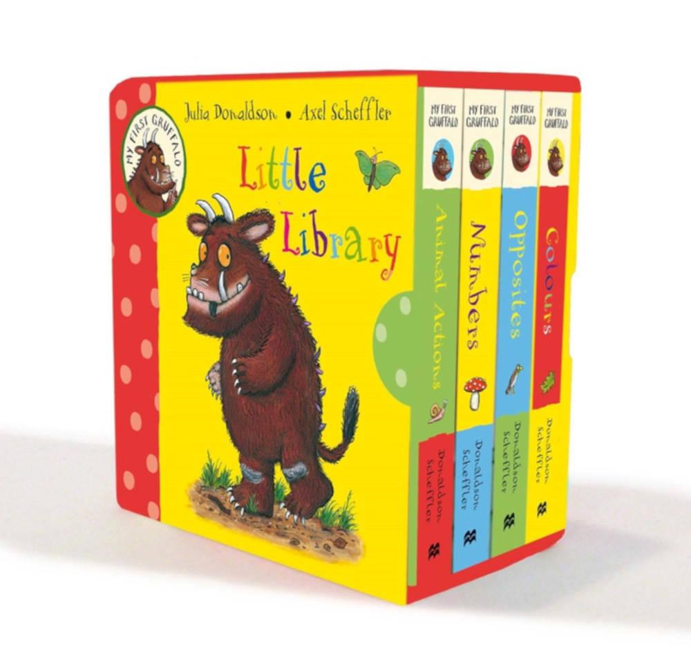 książeczki edukacyjna dla roczniaków i dwulatków po angielsku gruffalo julia donaldson