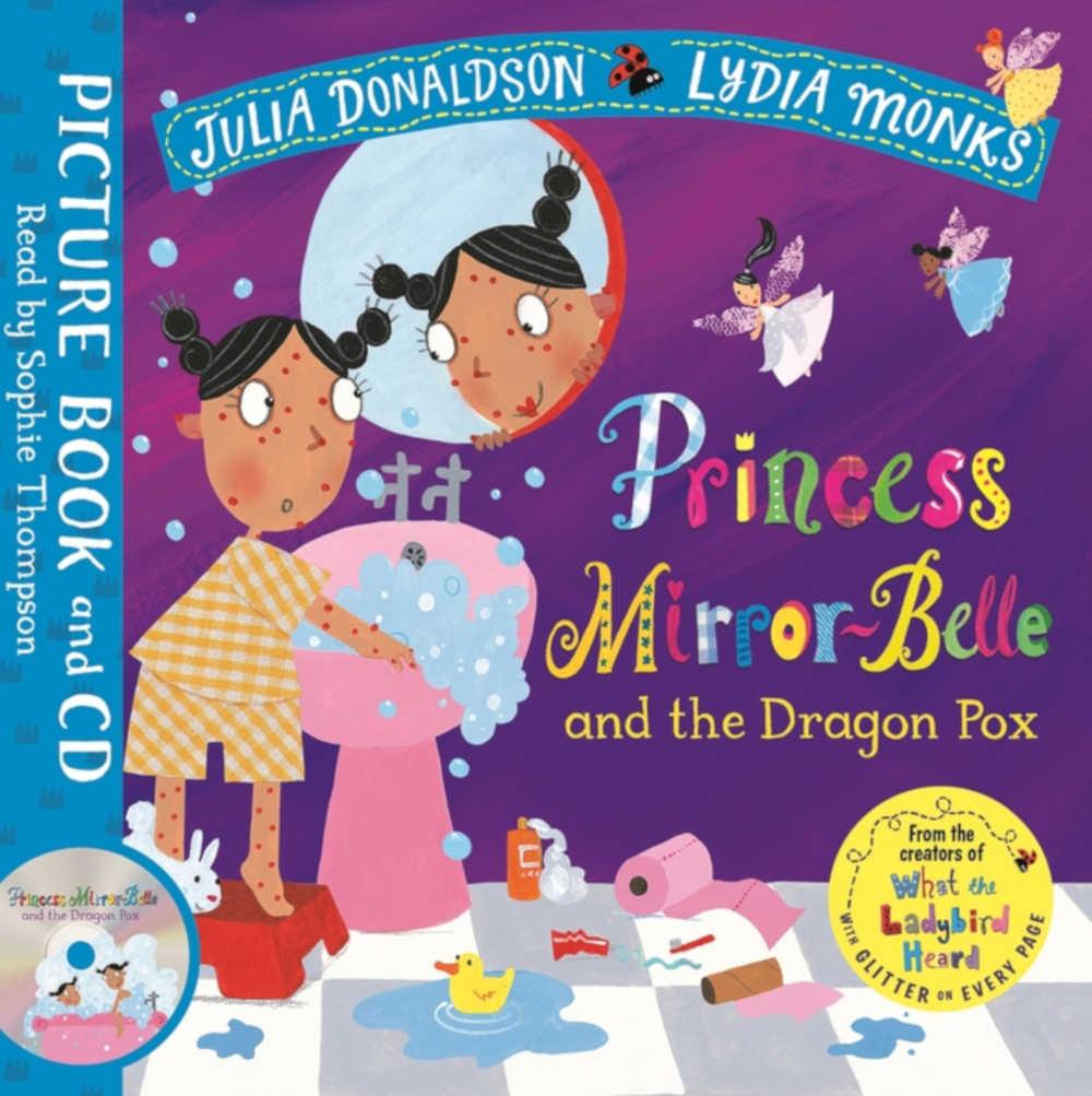 audiobook książka bajka do czytania dla dzieci po angielsku julia donaldson
