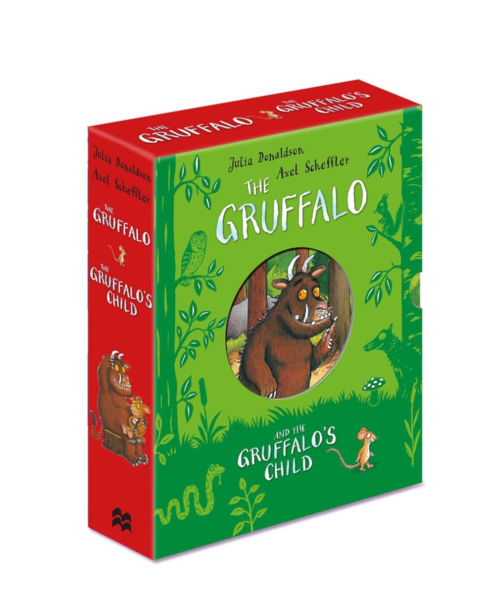 książka bajka do czytania gruffalo dla dzieci po angielsku julia donaldson